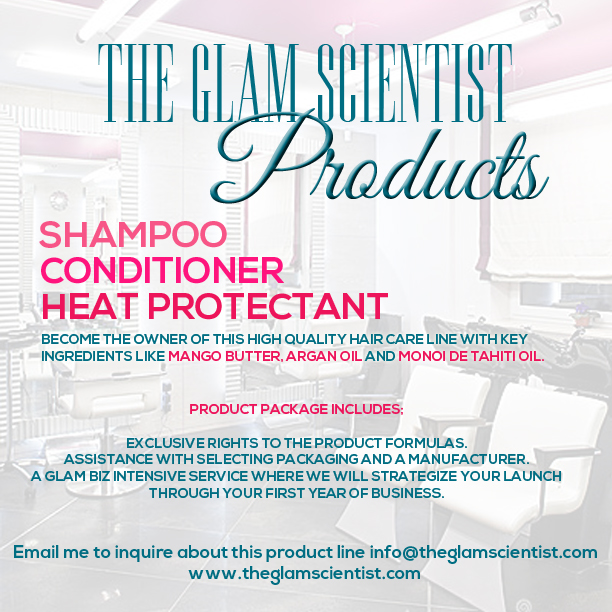 TGS Hair Product Sale